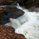 Wolf Creek Water Fall by KFuoco