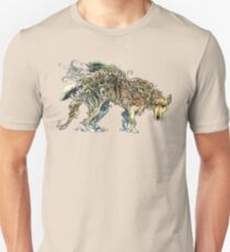 A Phantom in the Wilderness - The Thylacine. T-Shirt