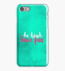 Before or After You're 30 iPhone Case/Skin