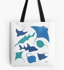 Rays! Tote Bag