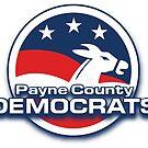 Payne County Democrats Basic Logo by paynecodems
