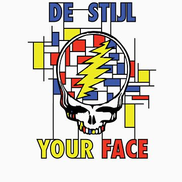 De Stijl Your Face by SheaClothing