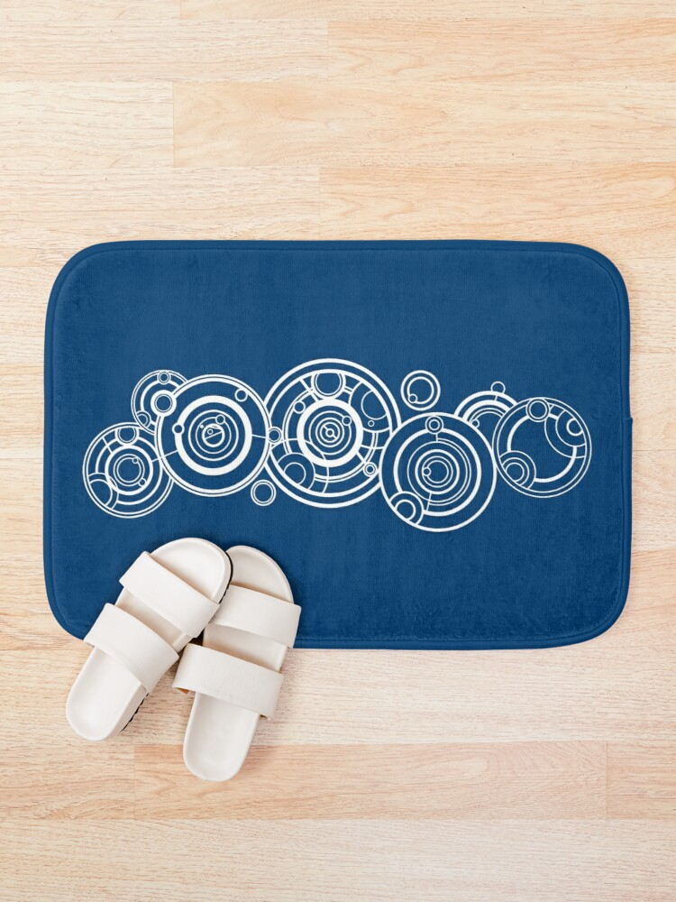 Alternate view of The Name Of Bath Mat