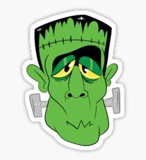 Franken Dude Sticker