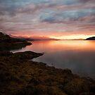 Norway Sunset by CalleHoglund