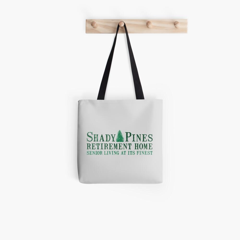 Shady Senior Life Tote Bag