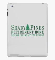 Shady Senior Life iPad Case/Skin