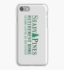 Shady Senior Life iPhone Case/Skin