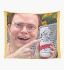 Dwight Claw Square Tapestry