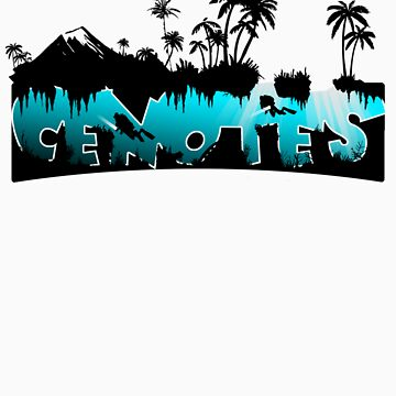 Cenotes! by ChickenSashimi