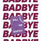 BAD BYE PURPLE (MONO-KOLLEKTION / BTS) von brnpch