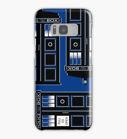tIME bOX 3 Samsung Galaxy Case/Skin