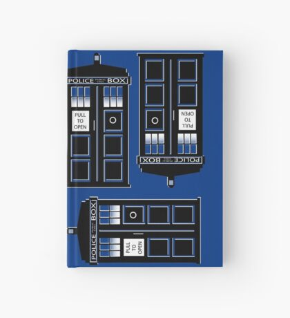 tIME bOX 3 Hardcover Journal