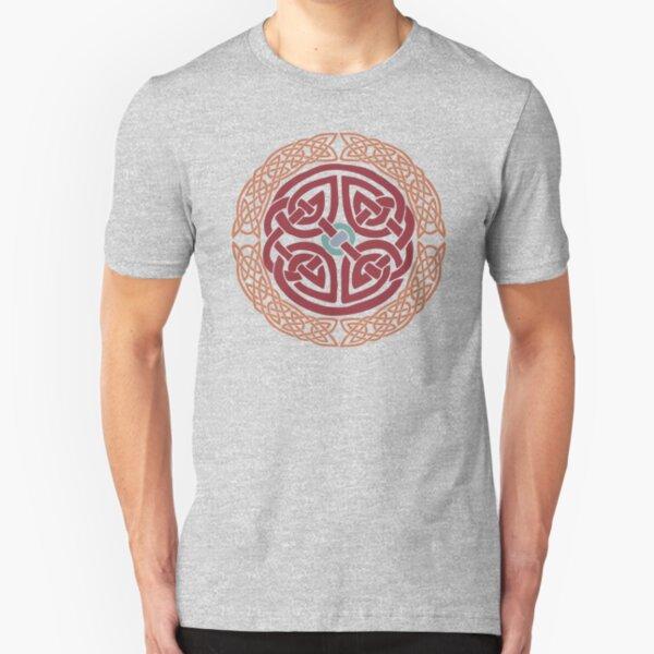 Sunknot in Autumn Slim Fit T-Shirt