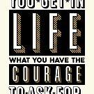 Haben Sie den Mut zu fragen, was Sie wollen (natürliche Version) von TheLoveShop