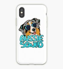 AUSSIE SQUAD iPhone-Hülle & Cover