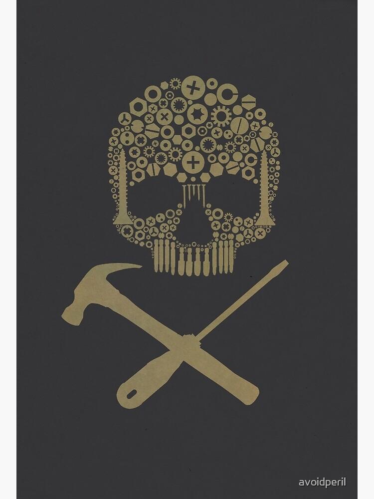 Skull v.2 by avoidperil