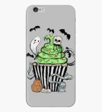 Gothic Cupcake  iPhone Case