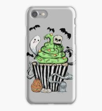 Gothic Cupcake  iPhone Case/Skin