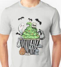 Gothic Cupcake  Unisex T-Shirt