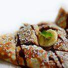 Banana Crepe by openyourap