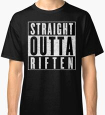 Adventurer with Attitude: Riften Classic T-Shirt