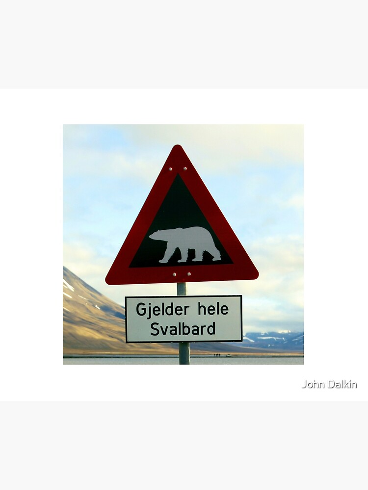 Beware of Polar Bears by JohnDalkin