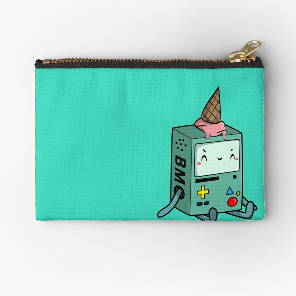 BMO adventure time Zipper Pouch