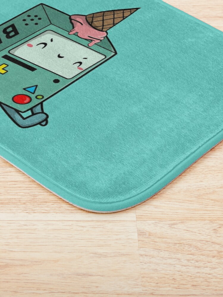 Alternate view of BMO adventure time Bath Mat