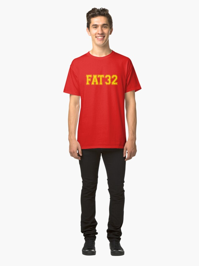 Alternate view of FAT32 Classic T-Shirt