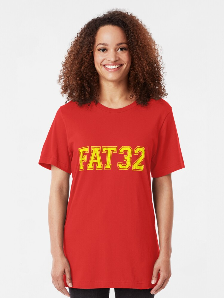Alternate view of FAT32 Slim Fit T-Shirt