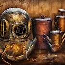 Steampunk - A collection from my Journeys by Michael Savad