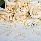 Wedding Petals by Maria Dryfhout