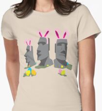 Easter Island Women's Fitted T-Shirt