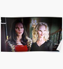 Drusilla and Darla. Poster