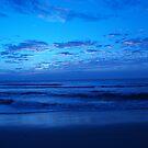 Blue beach by XStina