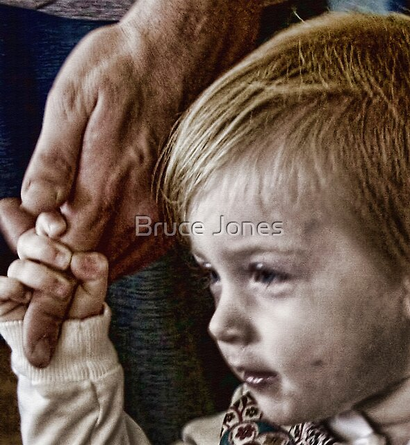 """In Dad I Trust"" by Bruce Jones"