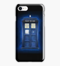 Tardis II iPhone Case/Skin