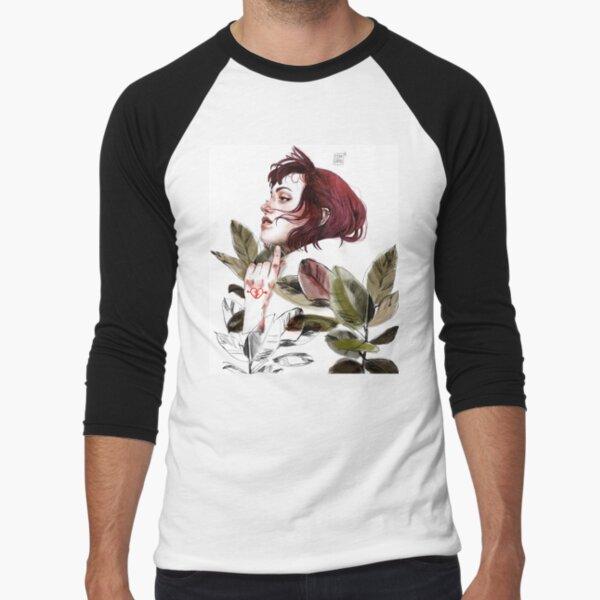 Broken heart Baseball ¾ Sleeve T-Shirt