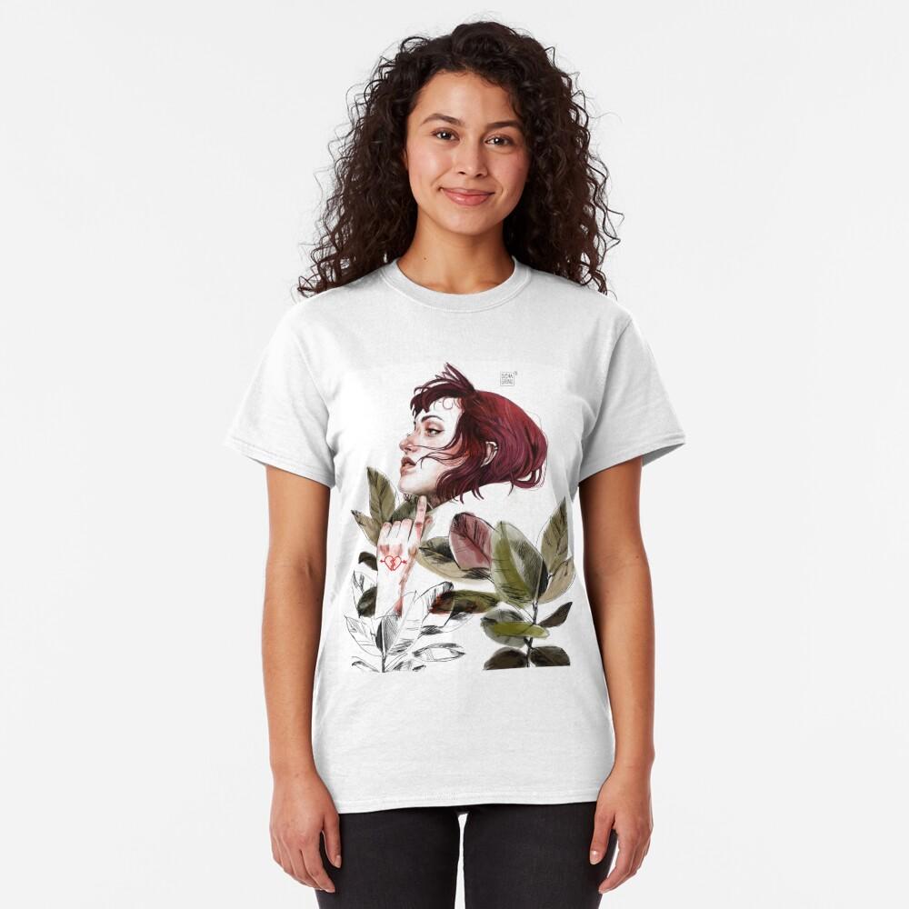 Broken heart Camiseta clásica