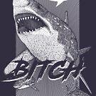 «I'm a Shark, Bitch - Inglés» de Garyck Arntzen