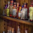 Apothecary - Inside the Medicine Cabinet  by Michael Savad
