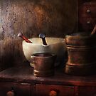 Apothecary - Pick a Pestle  by Michael Savad