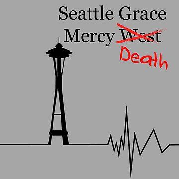 Seattle Grace Mercy Death by MarvelNerds