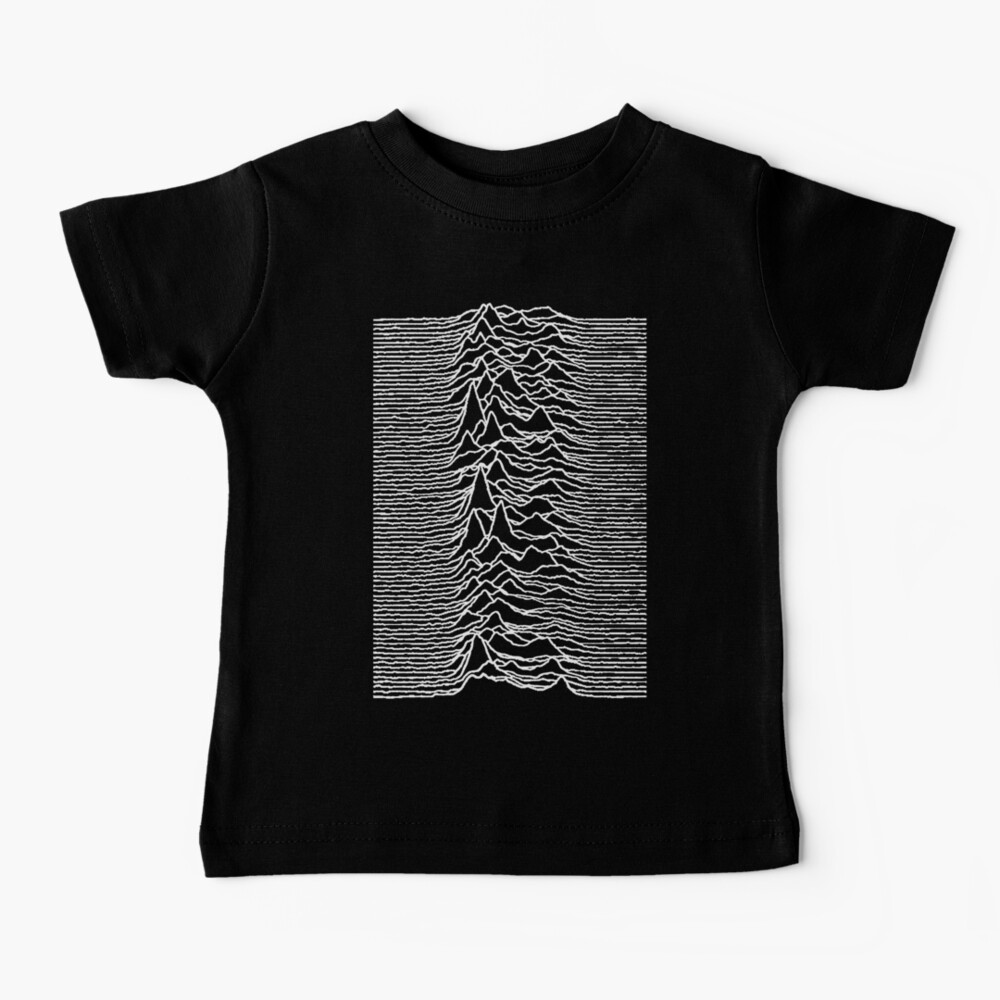 Unknown Pleasures Baby T-Shirt