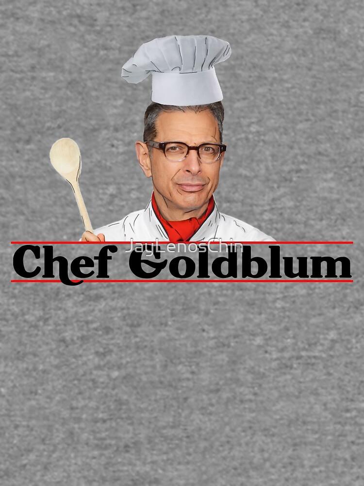 Chef Goldblum by JayLenosChin