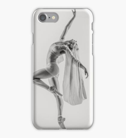 Hanging by a moment iPhone Case/Skin