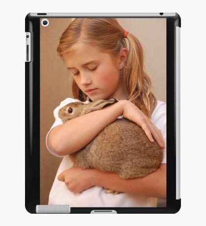 my fuzzy valentine iPad Case/Skin