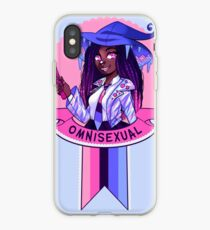 I was sorted into the Omnisexual House iPhone Case