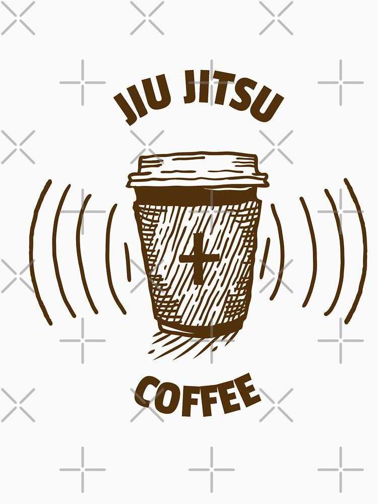 JIu Jitsu Coffee by Energetic-Mind